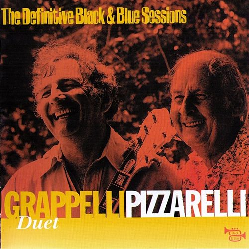 Duet (Nice, France 1979) (The Definitive Black & Blue Sessions) by Bucky Pizzarelli