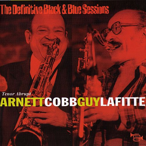 Tenor abrupt (1980) (The Definitive Black & Blue Sessions) by Guy Lafitte