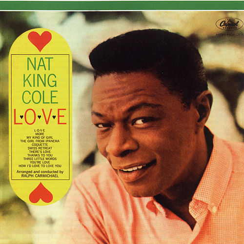 L-O-V-E de Nat King Cole
