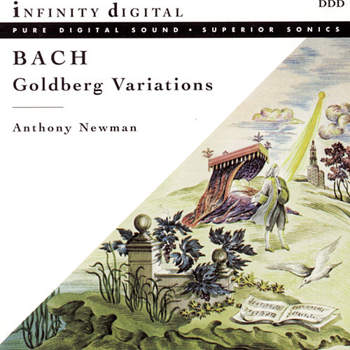 INFINITY DIGITAL: Goldberg Variations by Anthony Newman