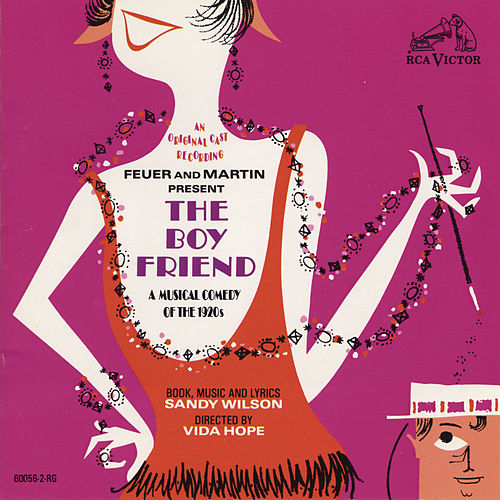 The Boy Friend (Original Broadway Cast Recording) by 1987 Casts