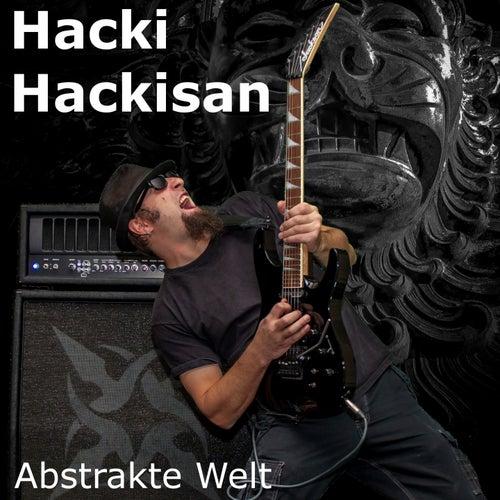 Abstrakte Welt von Hacki Hackisan
