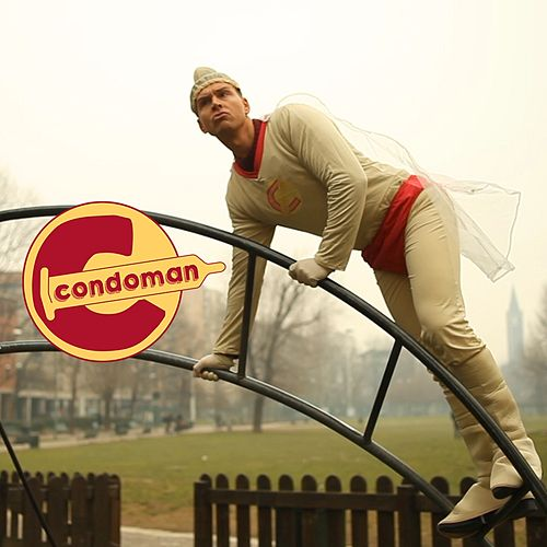 Condoman by The Good Brothers