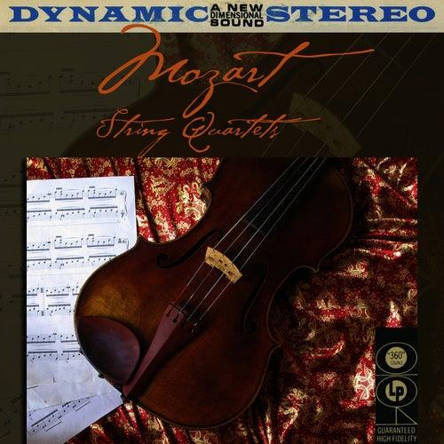 Mozart: String Quartets by Wolfgang Amadeus Mozart