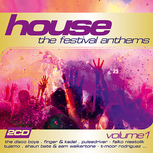 House: The Festival Anthems Vol. 1 von Various Artists