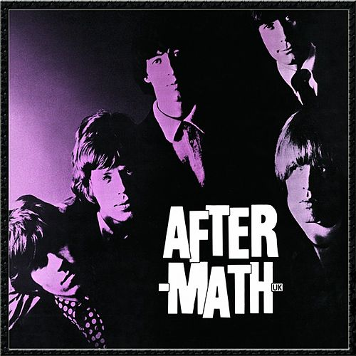 Aftermath (UK Version) by The Rolling Stones