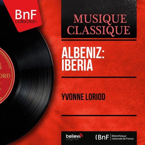 Albéniz: Iberia (Mono Version) by Yvonne Loriod