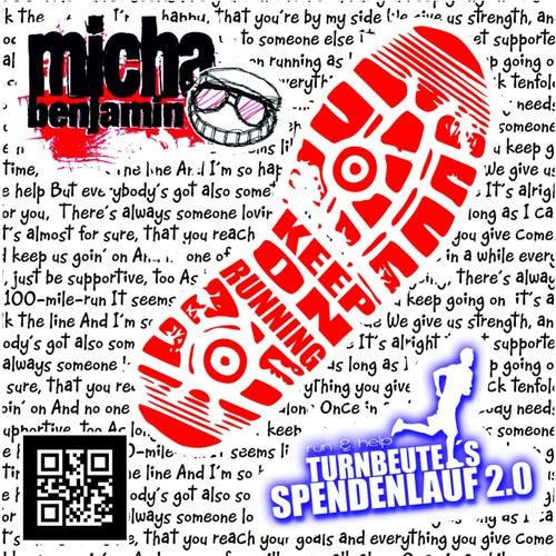 Keep on Running (Turnbeute's Spendenlauf 2.0) by Micha Benjamin