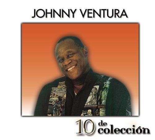 10 De Colección de Johnny Ventura