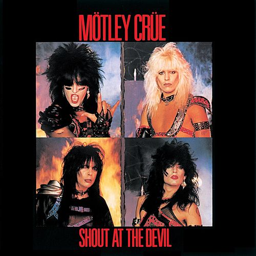 Shout At the Devil de Motley Crue