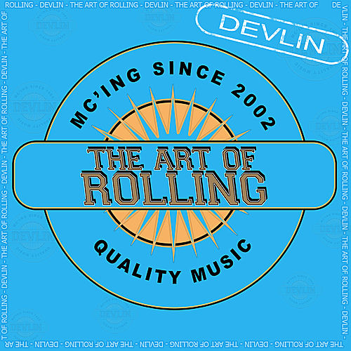 Art Of Rolling de Devlin