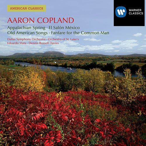 American Classics: Aaron Copland by Various Artists