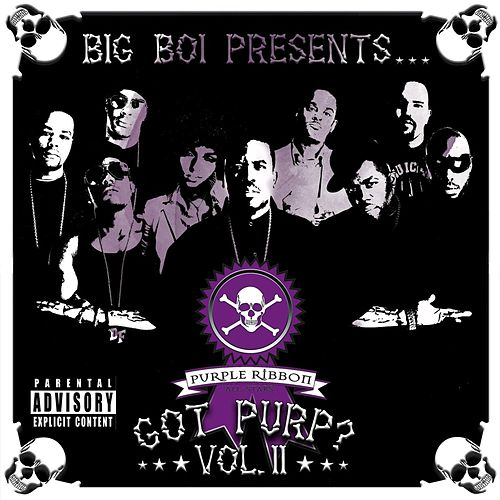Big Boi Presents... Got Purp? Vol. 2 de Big Boi
