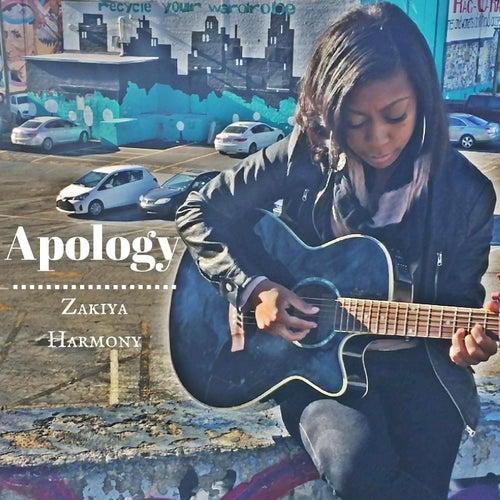 Apology by Zakiya Harmony
