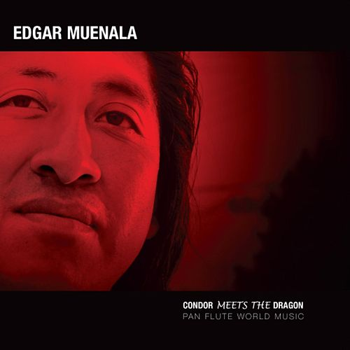 Condor Meets the Dragon by Edgar Muenala