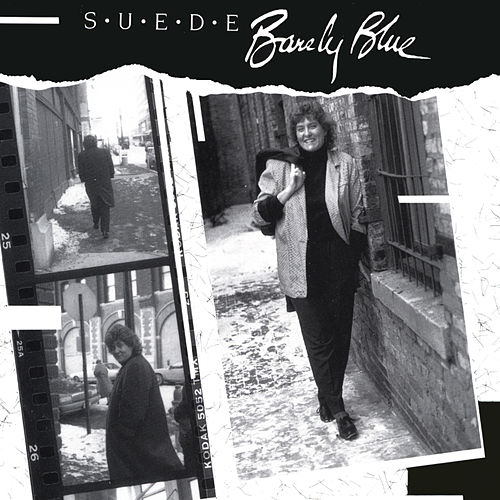 Barely Blue de Suede