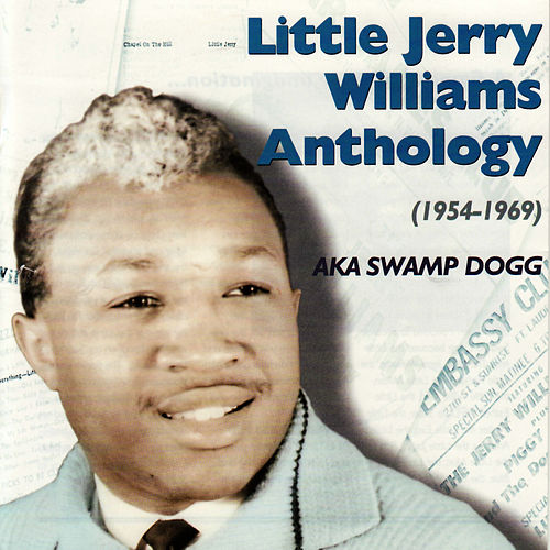 The Little Jerry Williams Anthology de Jerry Williams