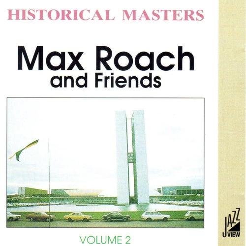 Historical Masters Volume 2 de Max Roach