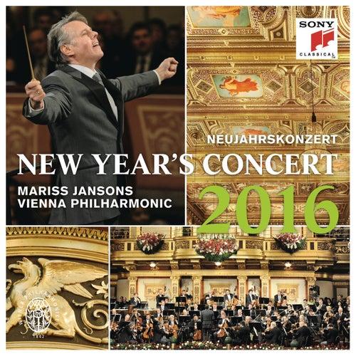 New Year's Concert 2016 / Neujahrskonzert 2016 von Wiener Philharmoniker