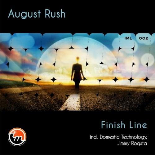 Finish Line de August Rush (Motion Picture Soundtrack)
