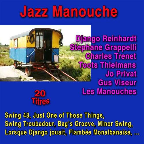 Jazz Manouche - Gipsy Jazz von Various Artists