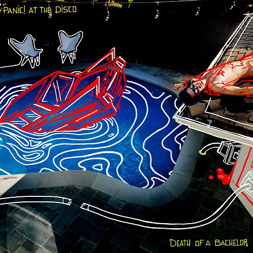 Death Of A Bachelor van Panic! at the Disco
