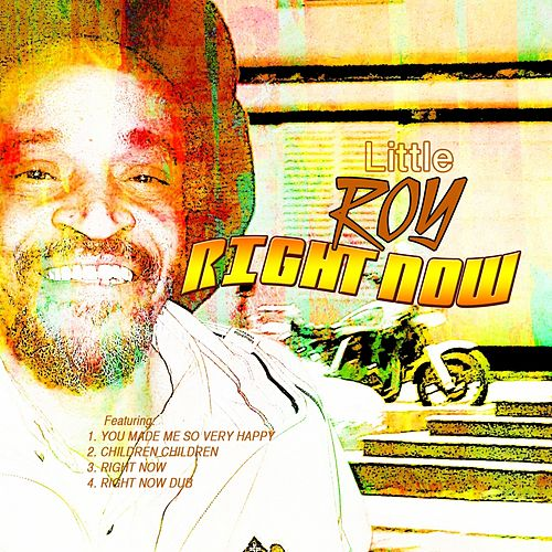 Right Now - EP de Little Roy