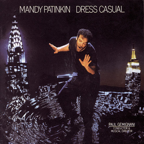 Mandy Patinkin: Dress Casual de Mandy Patinkin