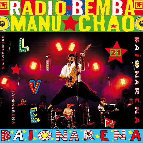 Baïonarena (Live) by Manu Chao