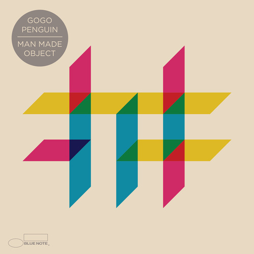 Man Made Object (Deluxe) de GoGo Penguin