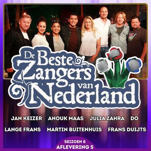 De Beste Zangers van Nederland Seizoen 8 (Aflevering 5) von Various Artists