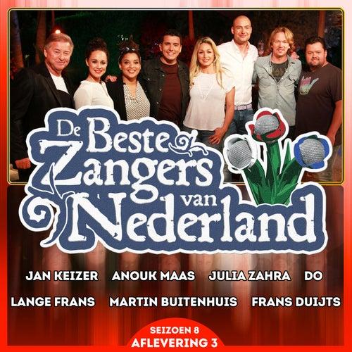 De Beste Zangers van Nederland Seizoen 8 (Aflevering 3) von Various Artists