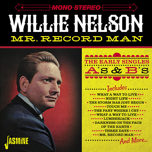Mr. Record Man - The Early Singles As & BS by Various Artists