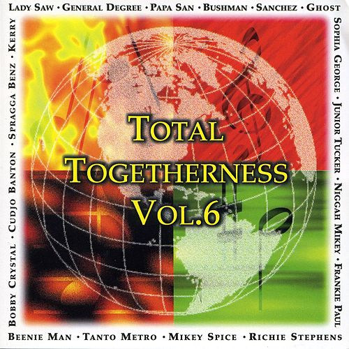 Total Togetherness Vol. 6 by Various Artists
