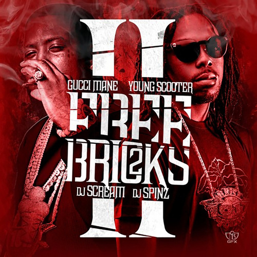 Free Bricks 2 de Gucci Mane
