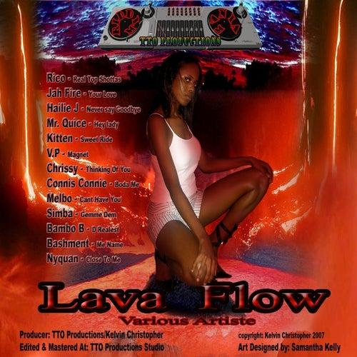 Lava Flow de Various Artists