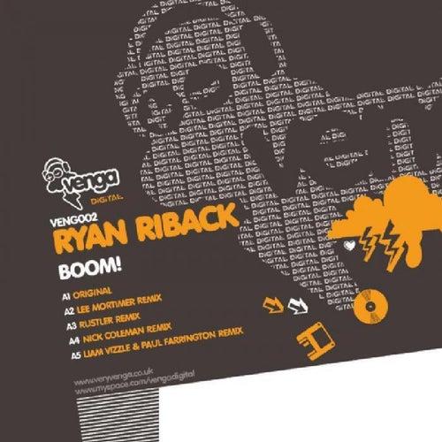 Boom! by Ryan Riback