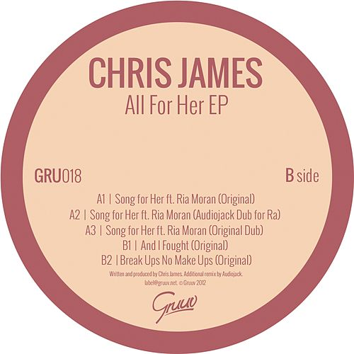 All For Her - Single von Chris James
