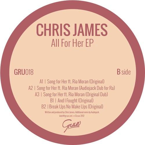 All For Her - Single de Chris James