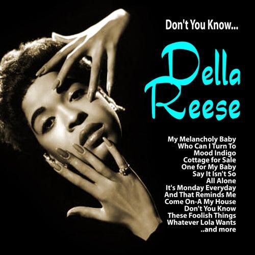 Making You Believe von Della Reese