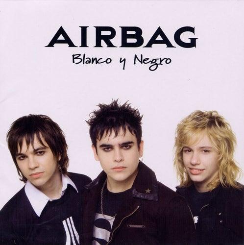 Blanco y negro de Airbag