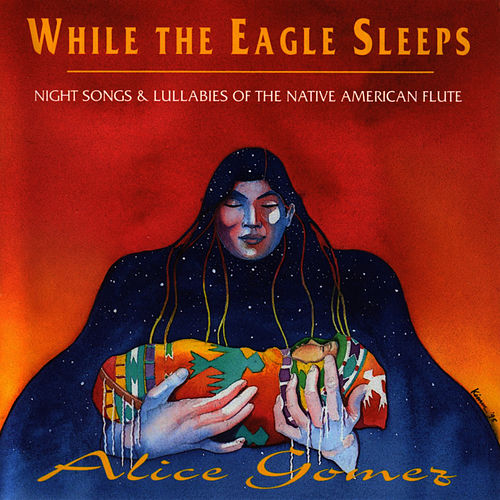 While The Eagle Sleeps von Alice Gomez