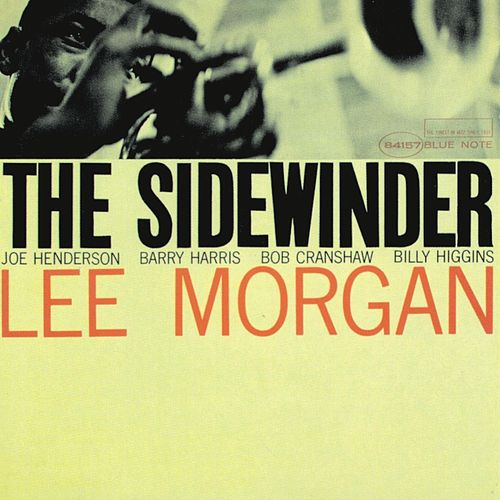 The Sidewinder (The Rudy Van Gelder Edition) by Lee Morgan