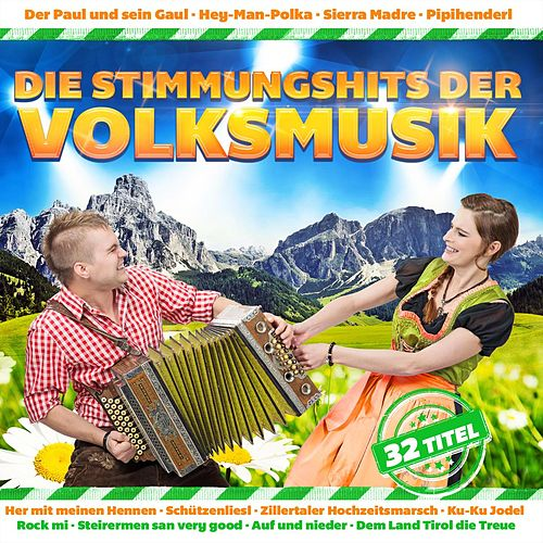 Die Stimmungshits der Volksmusik von Various Artists