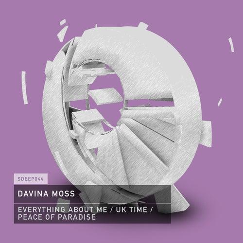 Everything About Me von Davina Moss
