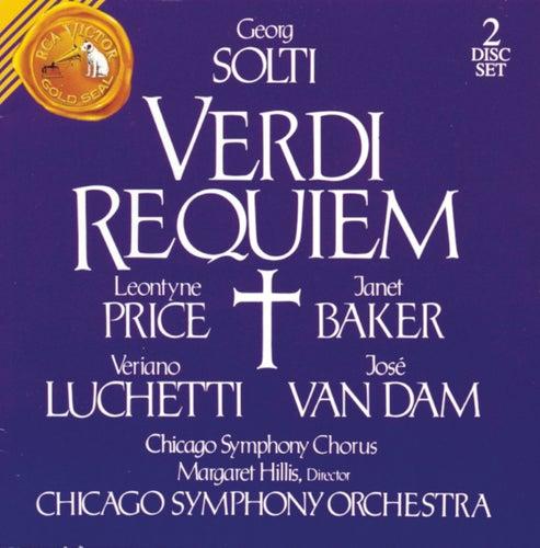 Verdi Requiem de Georg Solti