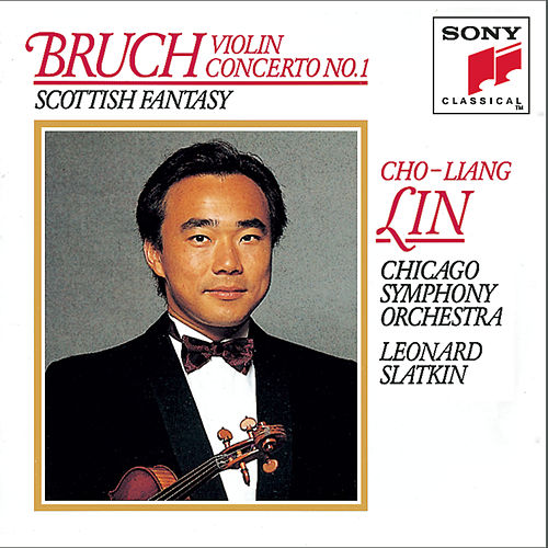 Bruch: Concerto No. 1 for Violin and Orchestra in G minor, Op. 26; Scottish Fantasy for Violin and Orchestra, Op. 46 de Chicago Symphony Orchestra