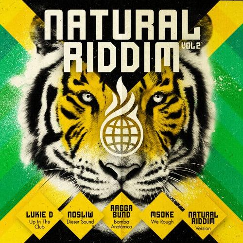 Natural Riddim Vol. 2 de Various Artists