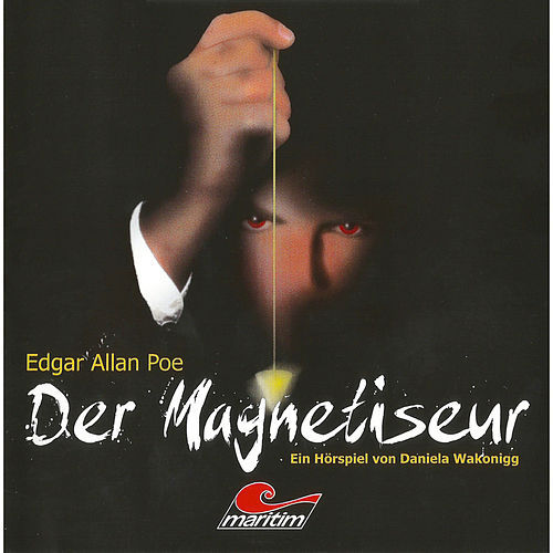 Folge 04: Der Magnetiseur von Die schwarze Serie