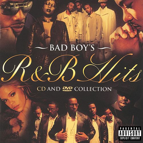 R&B Hits CD and DVD Collection de Various Artists